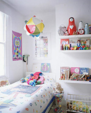 mieszkanie dzieci